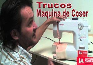 maquina de coser trucos manual mimundodemoda