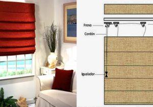 hacer cortinas