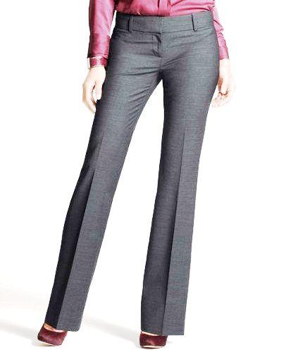 Pantalón de corte básico para dama. Fácil, sencillo y ...
