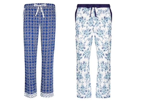 Pantalon Pijama Basico Facil De Hacer Mi Mundo De Moda Cursos De Costura