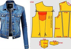 patrones chaqueta