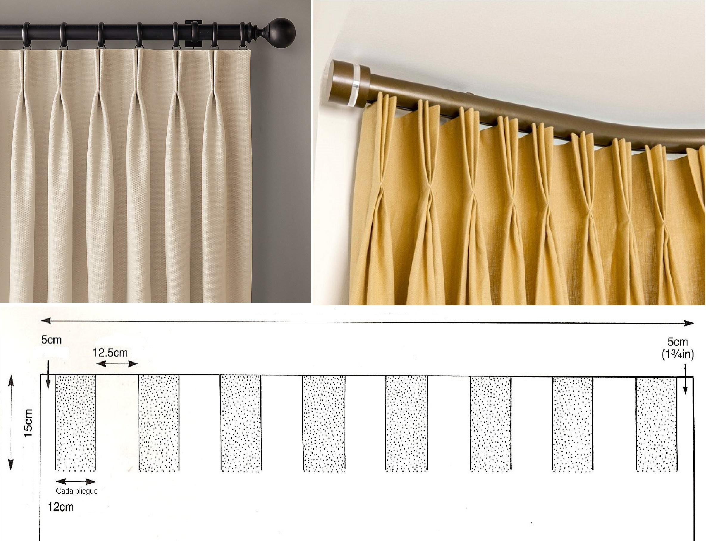 curso basico hacer cortinas