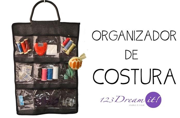 Organizador de Costura, Muy Fácil de Hacer! – Mi Mundo De Moda ...