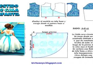 5a4afcd2002d Vestidos niñas – Mi Mundo De Moda – Cursos Patrones Costura