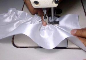 como plisar telas con prensatelas