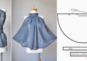Blusa Circular