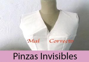 pinzas invisibles