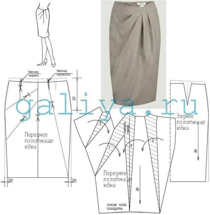 patron de falda 12