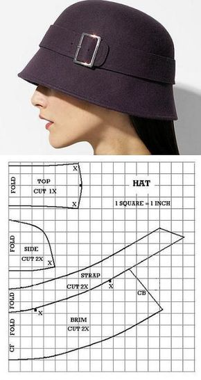 gorro sombrero mujer