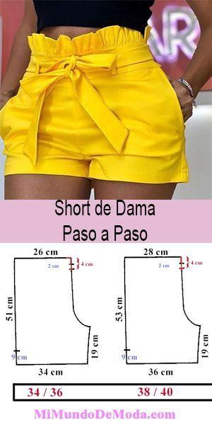 short paso a paso