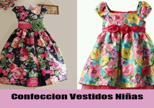 confeccion vestidos ninas
