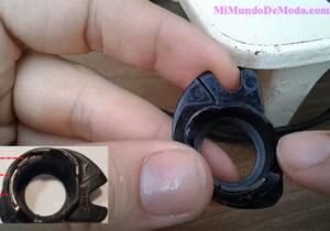 como ajustar bobina y tension