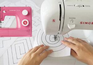 ejercicios maquina de coser